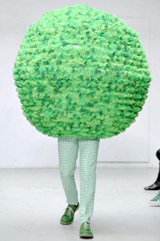 モコモコ! ウォルター・ヴァン・ベイレンドンクの2012春夏パリファッションショー(笑)beauty_0105_09