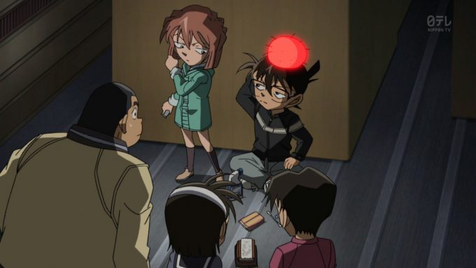 ポカッ! コナンが灰原哀に殴られてできたタンコブが人を気絶させられるレベル(笑)conan_0120