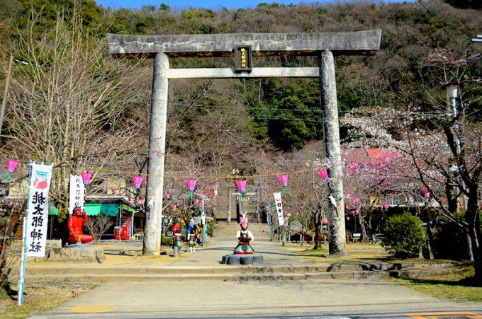 愛知県犬山市の桃太郎神社photo_0018_01