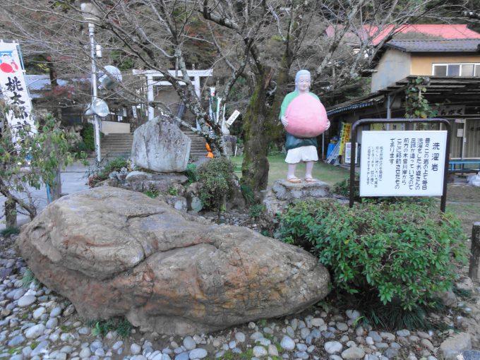 愛知県犬山市の桃太郎神社にあるコンクリート彫刻photo_0018_03