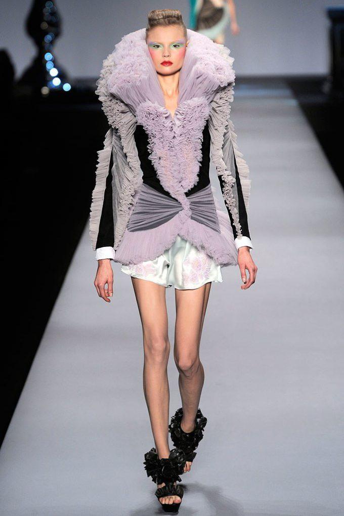 笑えるパリコレ・ファッションショーのモデルおもしろ画像19枚まとめ