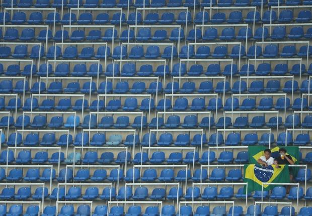 がらがら! 2016リオオリンピックの空席が酷すぎました(笑)