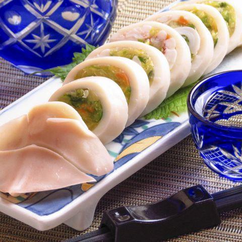 居酒屋「やだらめぇ」青森いか寿司
