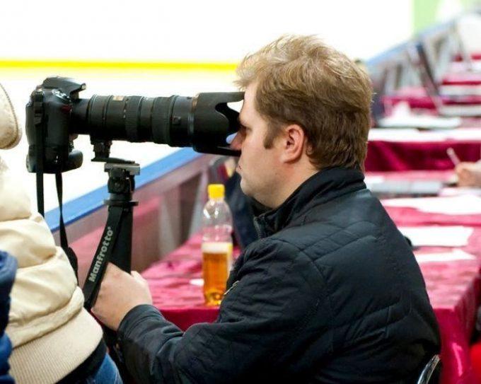 あれ? 写真を撮ろうと思ったらなにか違和感を感じたカメラマン(笑)