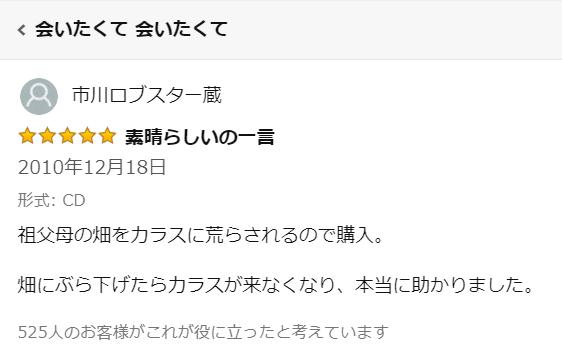 そんな使い方が! 西野カナ『会いたくて 会いたくて』のAmazonレビューがひどすぎ(笑)