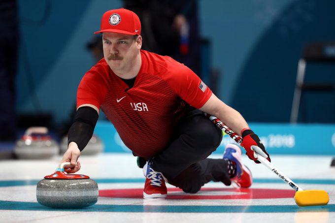 似てる! 2018平昌オリンピックでマリオにそっくりな米国カーリング選手(笑)