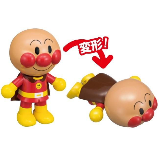 変形? おもちゃ『おしゃべりアクションアンパンマンDX』の変形がひどい(笑)