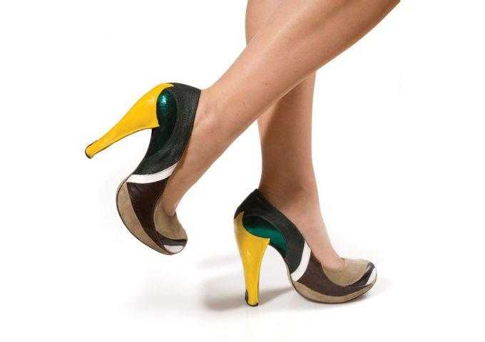 Kobi Levi(コビー・レヴィ)さんの靴Mallard Duck