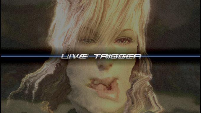『ファイナルファンタジーXIII-2』のライトニング、エフェクトで顔がぐにゃぐにゃ(笑)