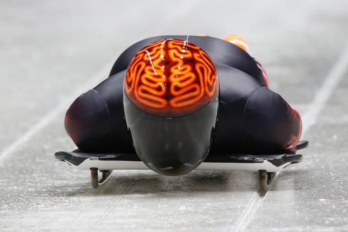 かっこいい! 2014ソチオリンピックに出場したスケルトン選手たちのヘルメット(笑)