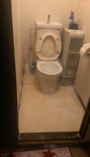 ひええ! 女子高生が帰宅したらトイレから泡が大量で大惨事(笑)