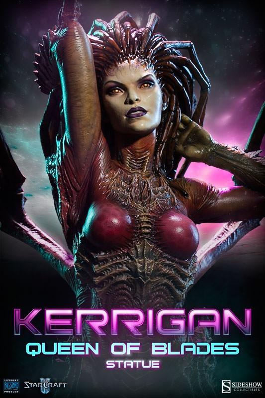 スタークラフト2のサラ・ケリガン