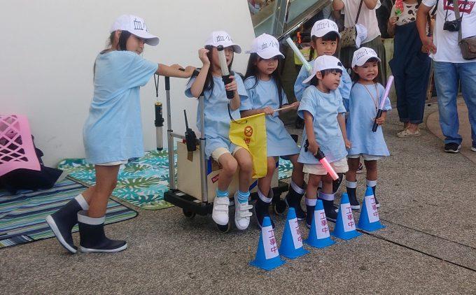台湾同人イベントFancy Frontierのはたらく細胞の血小板コスプレ