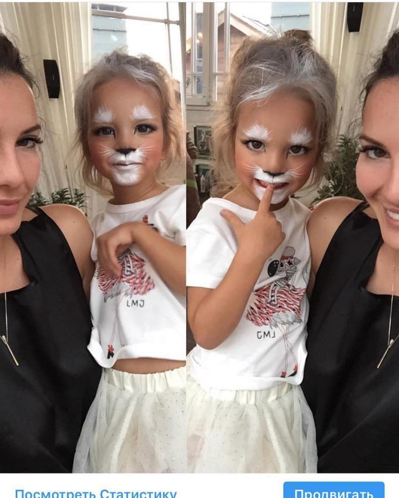 【海外ハロウィンおもしろメイク画像】かわいい! 外国人女の子のカメラアプリSNOW風メイクがハロウィンにぴったり(笑)