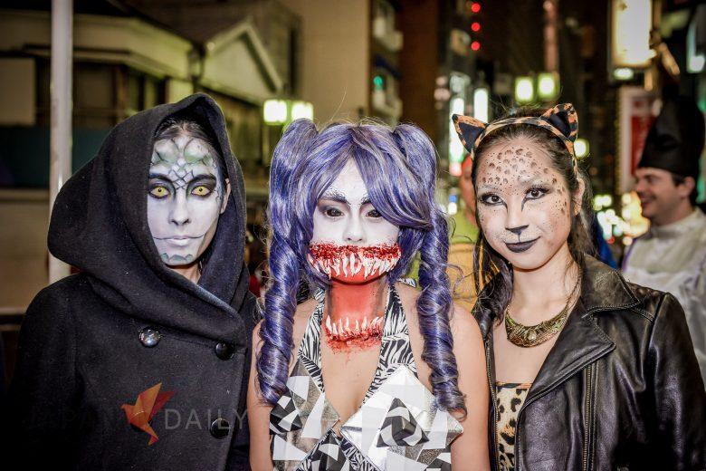 【ハロウィンおもしろ仮装画像】名古屋の女子大ハロウィン仮装がカワハロ並にレベル高すぎ(笑)