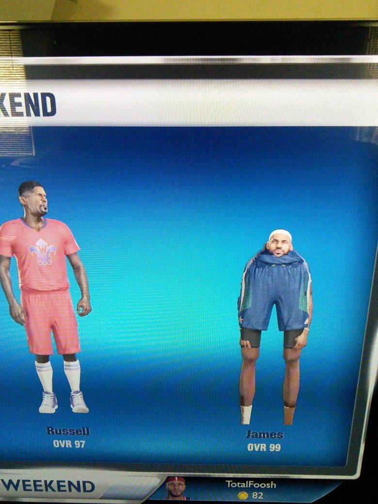 体は? サッカーゲームでキャラクターが頭と足だけになるゲームバグ(笑)