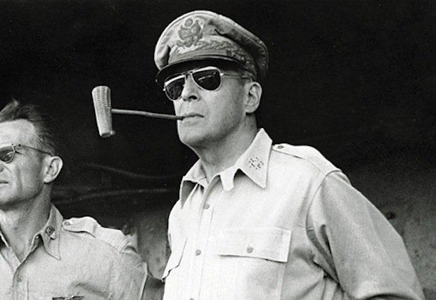ダグラス・マッカーサー元帥