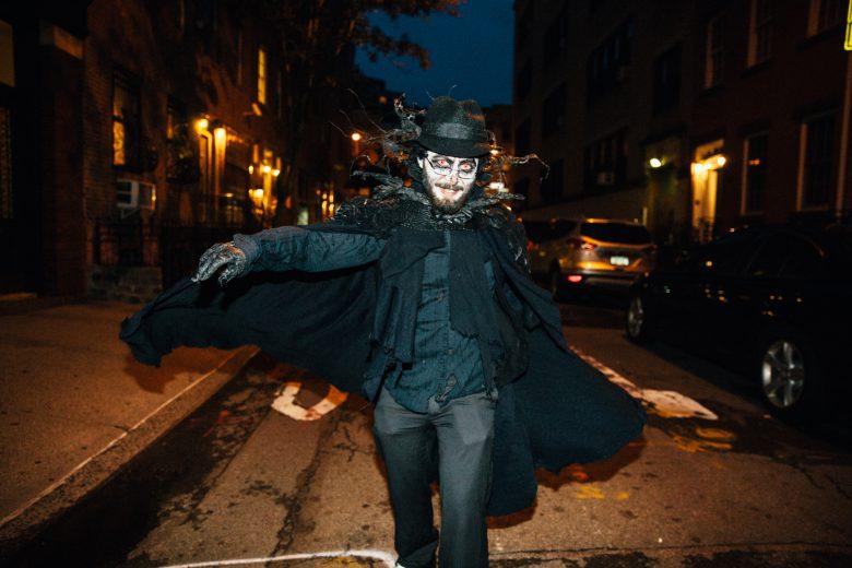 クール! ニューヨークハロウィンパレードで見かけた仮装がかっこいい(笑)