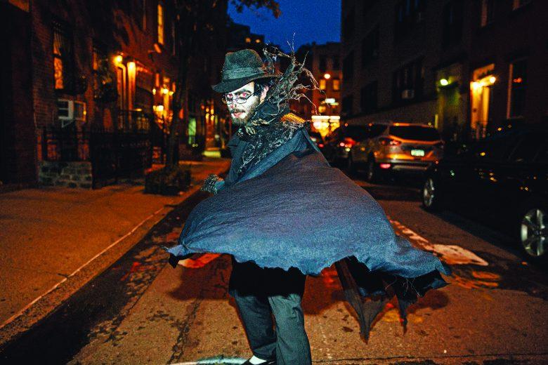 【海外ハロウィンおもしろ仮装画像】クール! ニューヨークハロウィンパレードで見かけた仮装がかっこいい(笑)