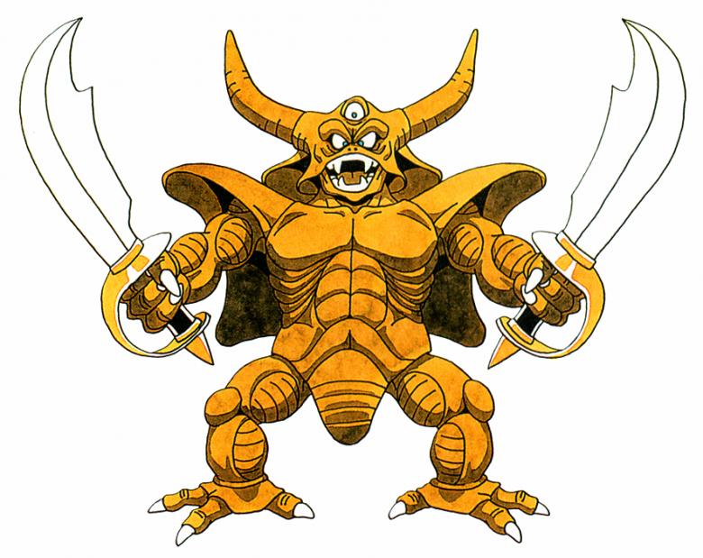 ドラゴンクエストのエスターク