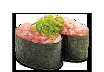 はま寿司のねぎとろ
