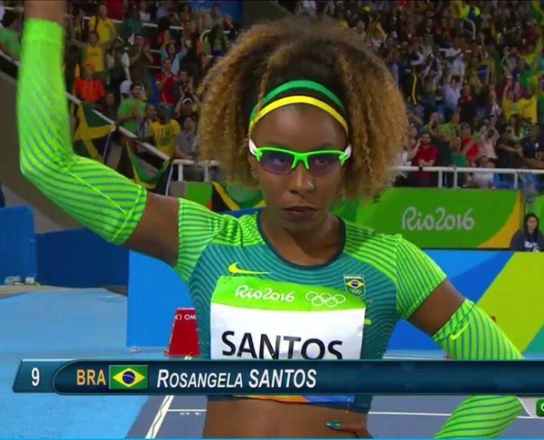 2016リオ五輪に出場のブラジル陸上選手とゲームキャラが完全に一致(笑)