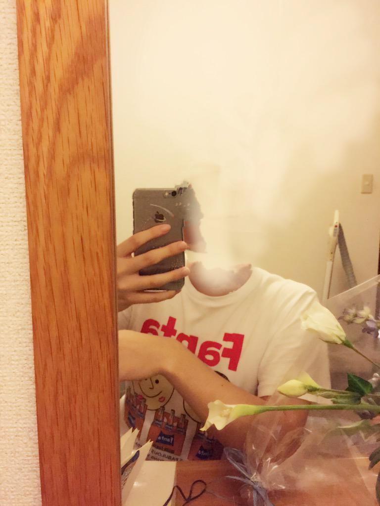 カメラアプリで自撮りのニキビ消しをしたら顔がなくなる(笑)