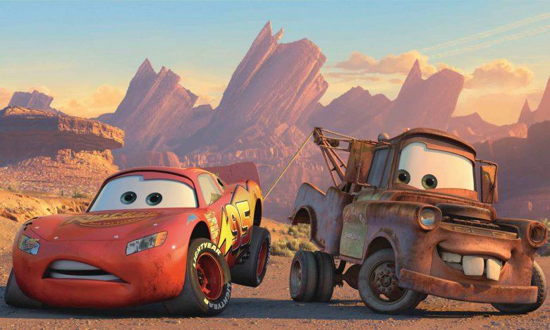 ディズニーのカーズ