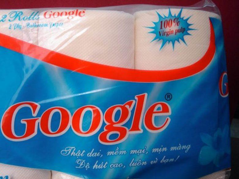 【コロナ禍トイレットペーパーおもしろ画像】大ヒットするかもしれない「Googleトイレットペーパー」(笑)