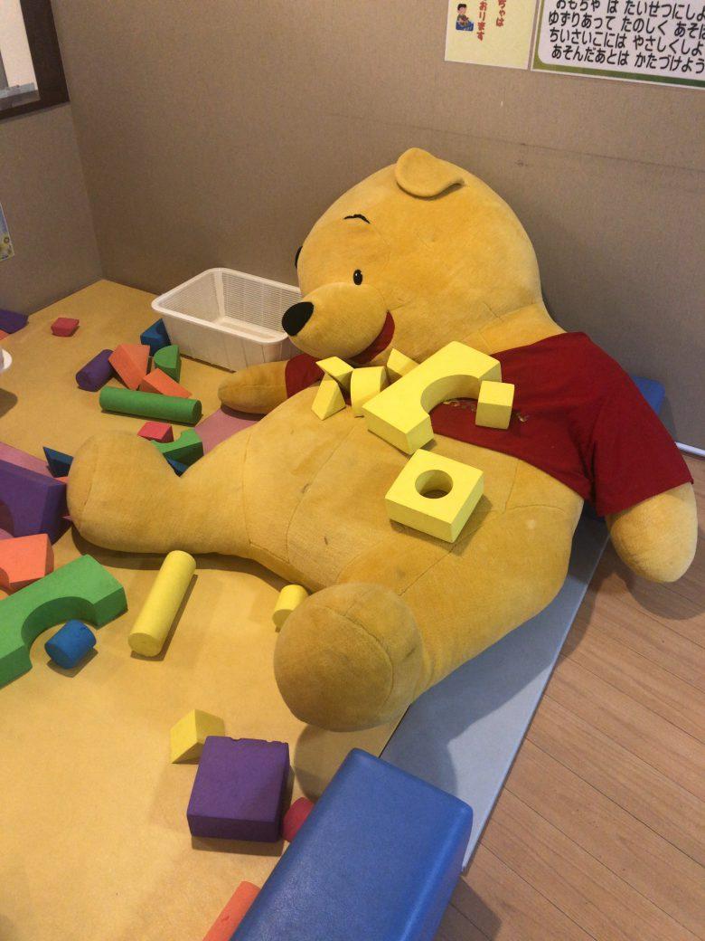 人との関わりや社会に疲れたクマのプーさん(笑)