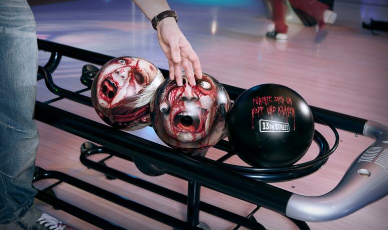 ドイツデザイナーの作品「ゾンビボウリングボール」が怖い(笑)