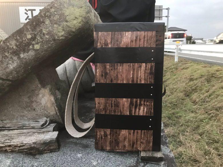 江藤石材のゴジラ禰豆子