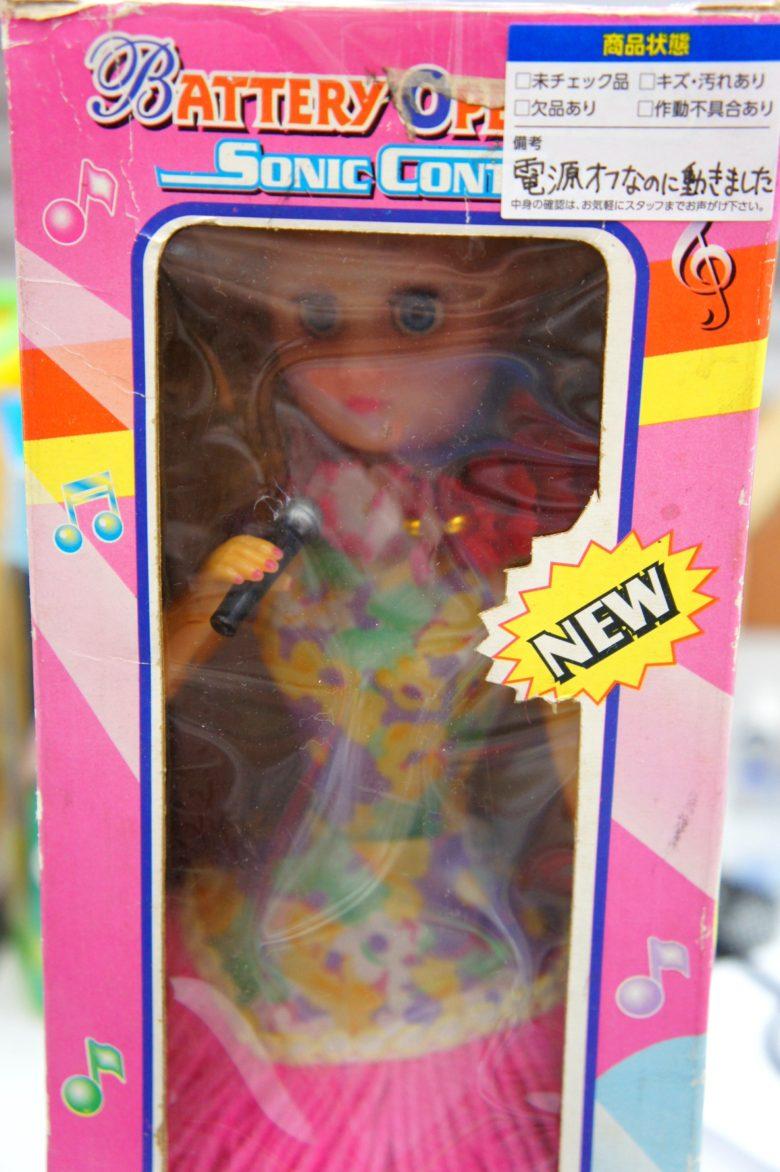 中古おもちゃショップの人形の商品説明に背筋が凍る(笑)