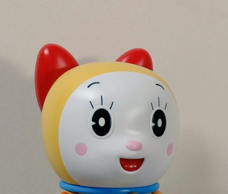 【ドラミちゃんフィギュアおもしろ画像】ムッキムキなドラミちゃん(笑)