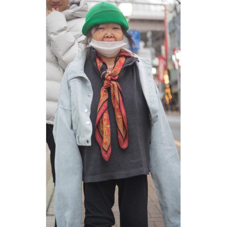 ファッション通販サイトに現れた謎の女性「徳永キミヨさん」(笑)