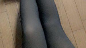 1200デニール? 北海道に住む女子高生オススメの温かすぎる黒タイツ(笑)
