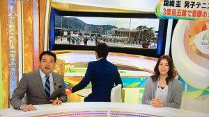 放送事故! 松岡修造、2016リオ五輪で錦織圭の試合が気になりすぎて放送中に慌てる(笑)