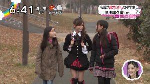 超オシャレ! 『ZIP!』で取り上げられた私服が超オシャレな小学生 湯浅璃々愛ちゃん(12)(笑)