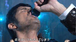酔いしれる! 平井堅が『君の好きなとこ』を熱唱、一人の世界に入り込みすぎてマイクを食べる(笑)