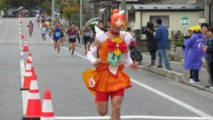 え? 『第26回宮古サーモン・ハーフマラソン』で『スマイルプリキュア!』のキュアサニーが優勝(笑)